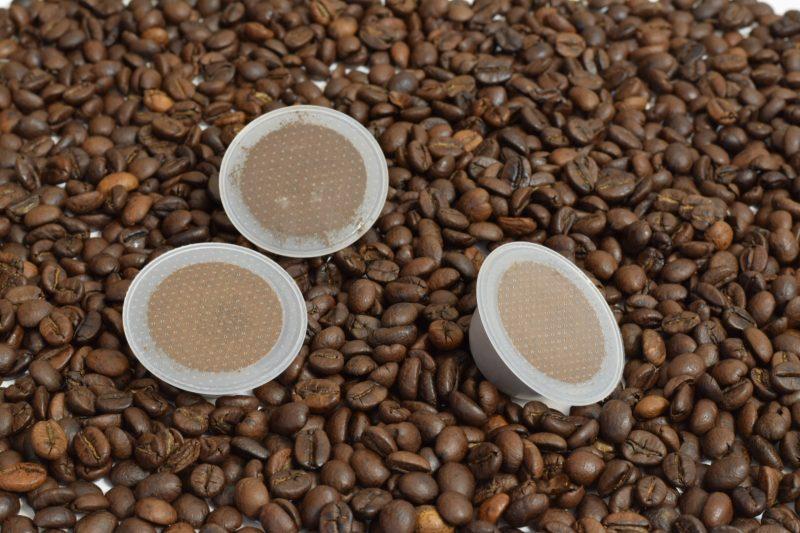 Capsule compatibili con macchina da caffè Bialetti.