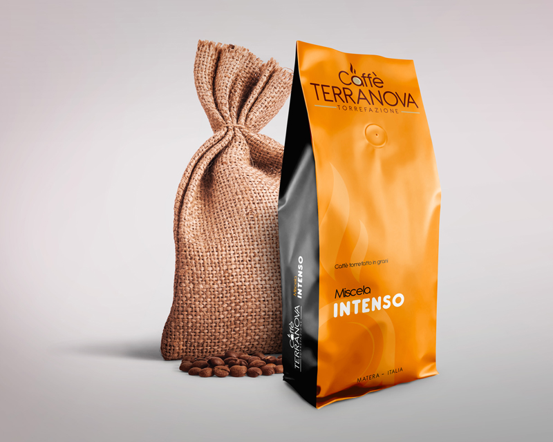 Terranova caffè - Matera - miscela Intenso