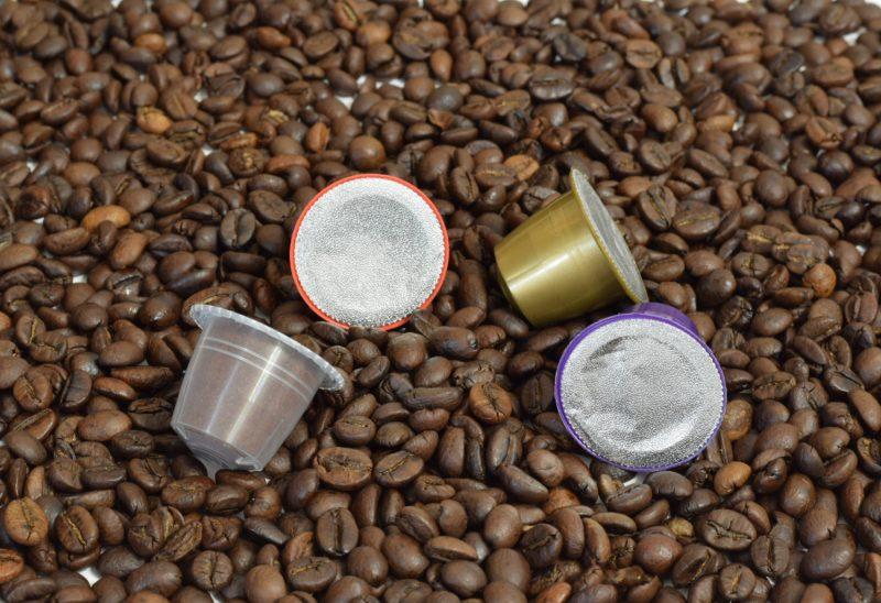 Capsule compatibili con macchina da caffè Nespresso